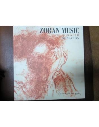 ZORAN MUSIC – DONACIÓ