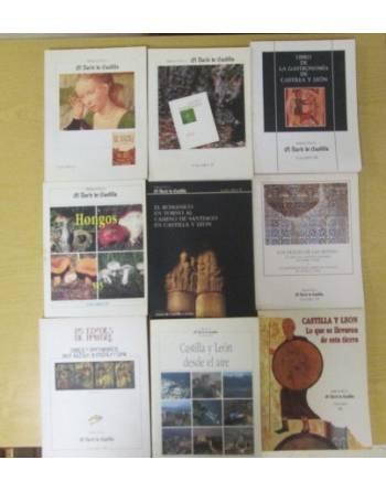 BIBLIOTECA EL NORTE DE CASTILLA (9 VOLÚMENES)