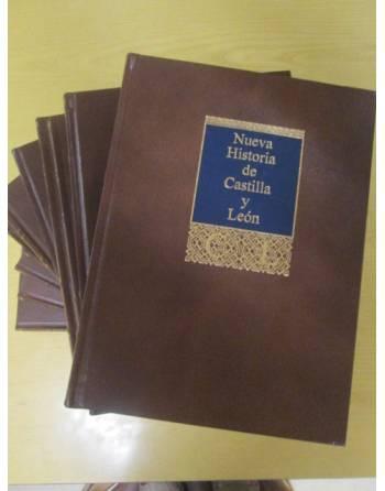 NUEVA HISTORIA DE CASTILLA Y LEÓN (12 VOLÚMENES)