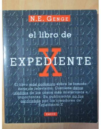 EL LIBRO DE EXPEDIENTE X