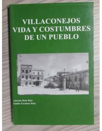 VILLACONEJOS VIDA Y COSTUMBRES DE UN PUEBLO