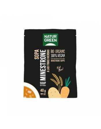 Sopa Minestrone Naturgreen
