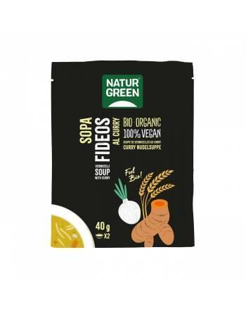 Sopa curry Naturgreen