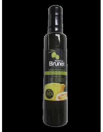 Aceite oliva limón Brunet
