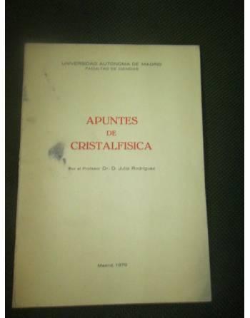 APUNTES DE CRISTALFÍSICA
