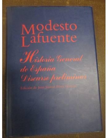 HISTORIA GENERAL DE ESPAÑA, DISCURSO PRELIMINAR