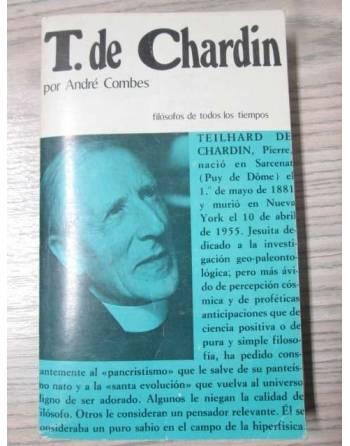 T. DE CHARDIN