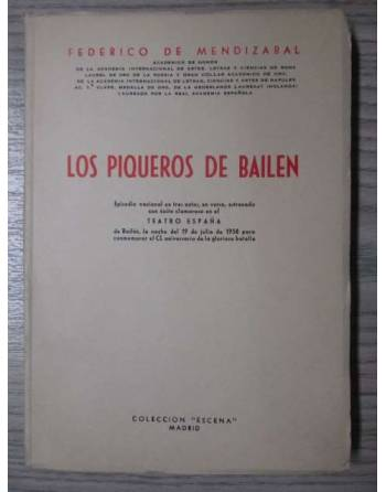 LOS PIQUEROS DE BAILEN
