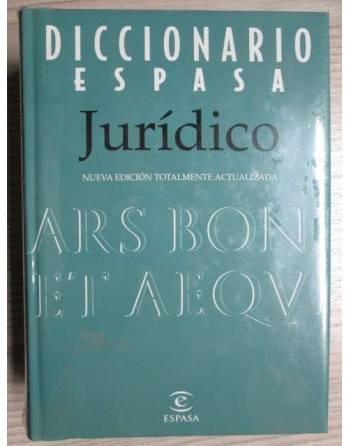 DICCIONARIO ESPASA JURÍDICO.