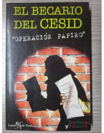 EL BECARIO DEL CESID...