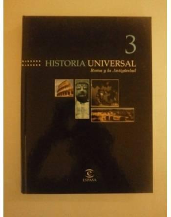 HISTORIA UNIVERSAL. 12 TOMOS