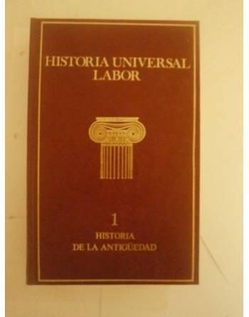 HISTORIA UNIVERSAL LABOR: TEXTOS Y DOCUMENTOS DE HISTORIA MODERNA Y...
