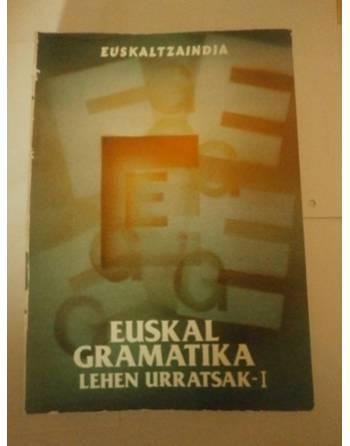 EUSKAL GRAMATIKA (2 TOMOS)