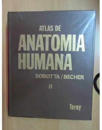 ATLAS DE ANATOMÍA HUMANA Tomo II y III