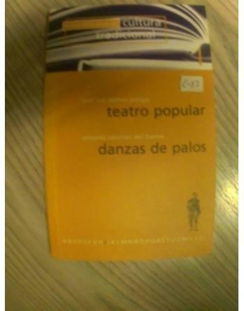 TEATRO POPULAR. DANZAS DE PALOS.