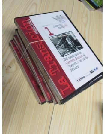 PACK DE 8 DVDs: LA TRANSICIÓN ESPAÑOLA