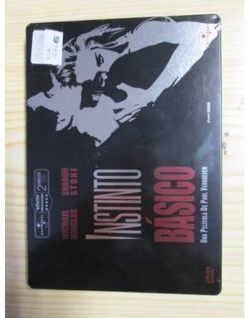 DVD EDICIÓN COLECCIONISTA: INSTINTO BÁSICO