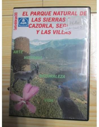 EL PARQUE NATURAL DE LAS SIERRAS DE CAZORLA, SEGURA Y LAS VILLAS