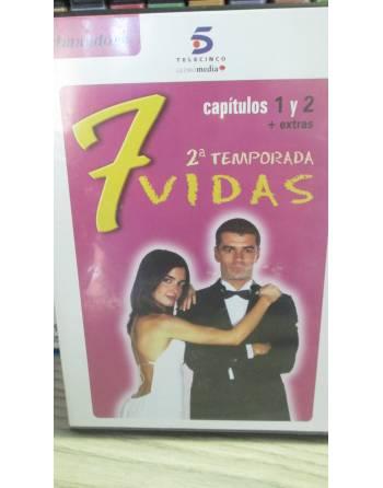 7 VIDAS (2ª Temporada). (13 DVD)