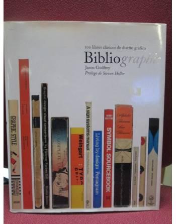 100 LIBROS CLÁSICOS DE DISEÑO GRÁFICO. BIBLIOGRAPHIC.