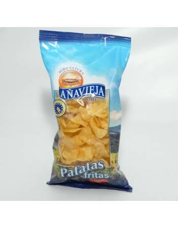 Patatas fritas 230gr. girasol Añavieja