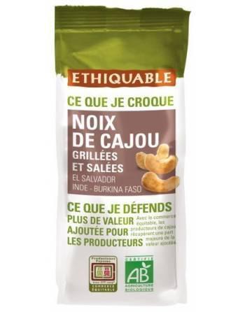 Anacardos salados Ethiquable