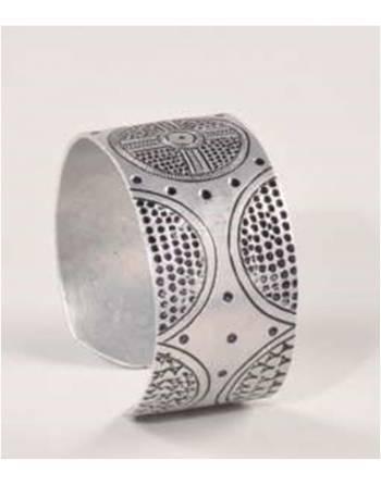 Pulsera aluminio reciclado