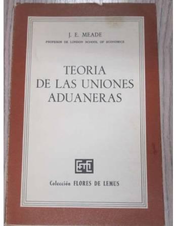 TEORÍA DE LAS UNIONES ADUANERAS