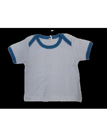 Camiseta 6-12 meses algodón BIO ID