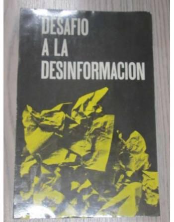 DESAFÍO A LA DESINFORMACIÓN