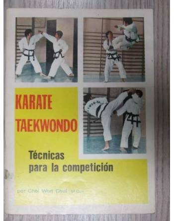 KARATE TAEKWONDO. TÉCNICAS PARA  LA COMPETICIÓN