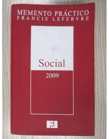 MEMENTO PRÁCTICO. SOCIAL 2009