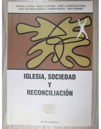 IGLESIA, SOCIEDAD Y RECONCILIACIÓN