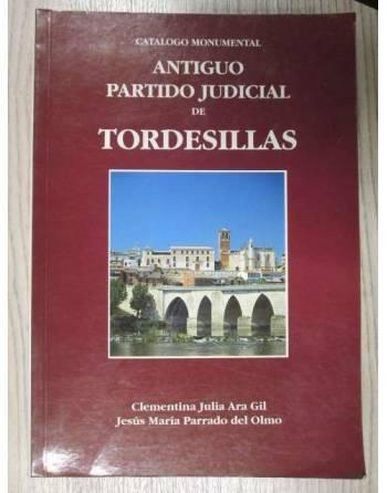 CATALAGO MONUMENTAL ANTIGUO PARTIDO JUDICIAL DE TORDESILLAS