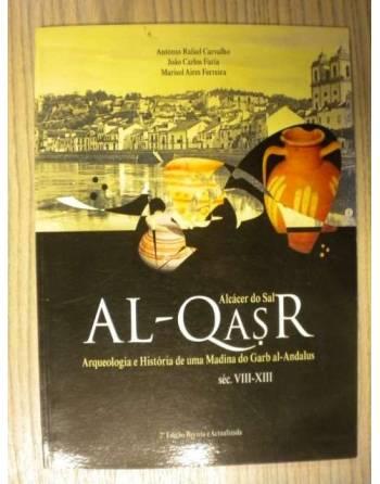 ALCACER DO SAL. ARQUEOLOGIA E HISTORIA DE UMA MADINA DO GARB...