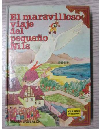 EL MARAVILLOSO VIAJE DEL PEQUEÑO NILS