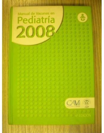 MANUAL DE VACUNAS EN PEDIATRÍA 2008