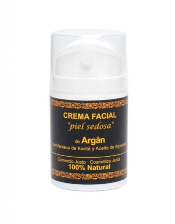 Crema Facial Argán EQ