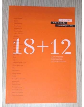 18+12 ILUSTRADORES INTERPRETAN LA CONSTITUCIÓN