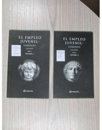 EL EMPLEO JUVENIL. 2 VOLÚMENES