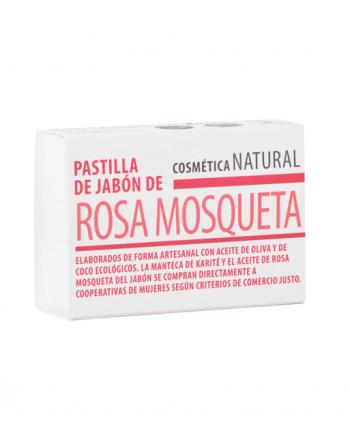 Jabón Rosa Mosqueta...