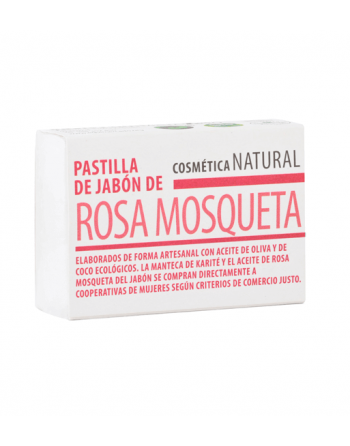 Jabón Rosa Mosqueta Equimercado
