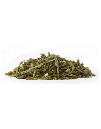 Té verde algas/ginseng granel Equimercado