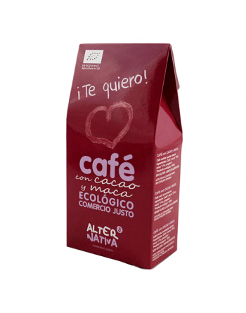 Café maca cacao Alternativa 3