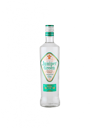 Ginebra BIO Juniper Green 70 cl. ID