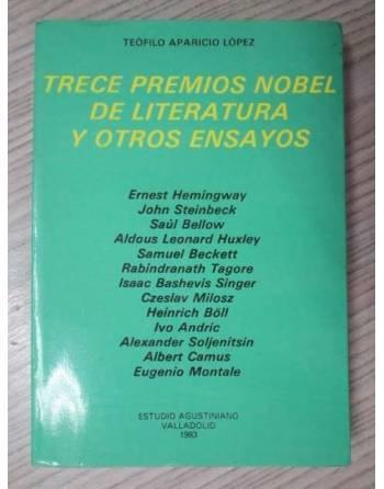 TRECE PREMIOS NOBEL DE LITERATURA Y OTROS ENSAYOS