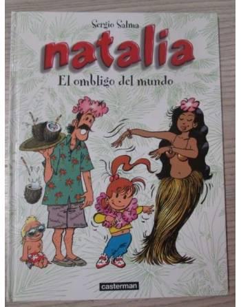 NATALIA. EL OMBLIGO DEL MUNDO