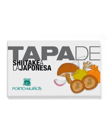 Tapa Shitake japonesa POR