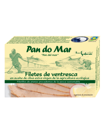 Filetes ventresca atun PAN
