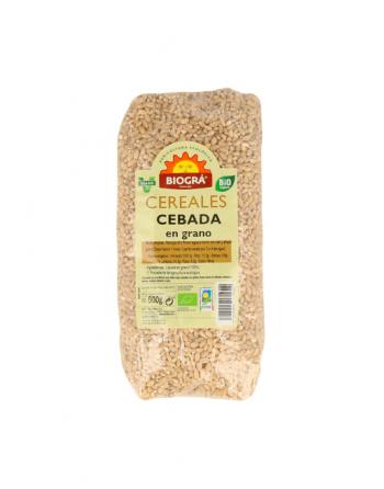 Cebada grano BIOGRÁ